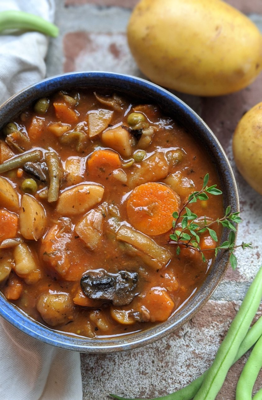 vegan and gluten free stew recipes healthy homemade hearty beef stew vegetarian meatless dinner ideas meatless monday recipes healthy stews filling to keep you full until dinner