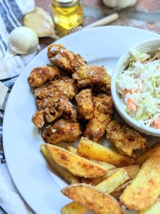 honey garlic chicken breast nuggets recipe tenders for adults