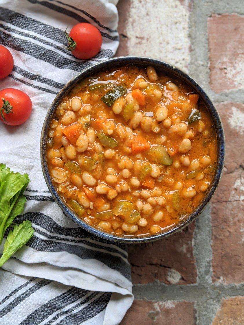 easy vegan meal prep soup recipes high protein vegetarian healthy gluten free nut free creamy soups low calorie fasolada fasolatha greek soup recipes at home diy