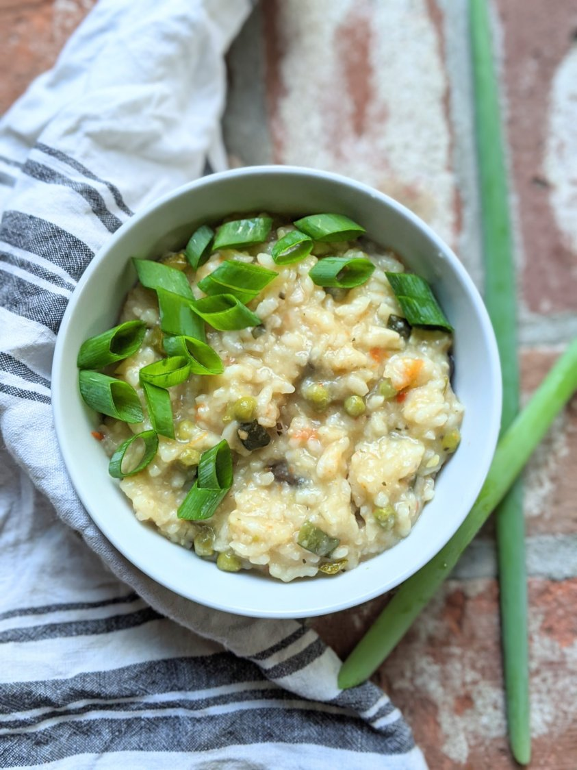 arborio rice instant pot recipes vegan vegetarian gluten free peas tomatoes low sodium risotto recipe pressure cooker arborio risotto dinner italian