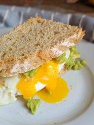 avocado toast breakfast sandwich recipe healthy vegan gluten free brunch