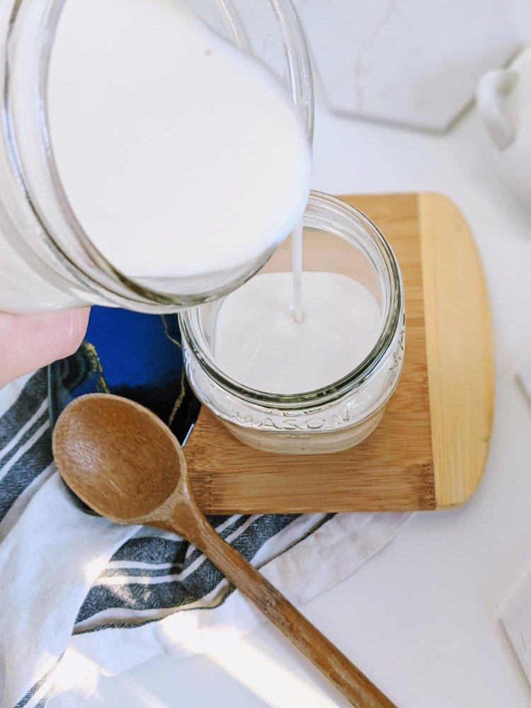 unsweetened oat milk recipe plain unflavored healthy gluten free oats salt water ingredients