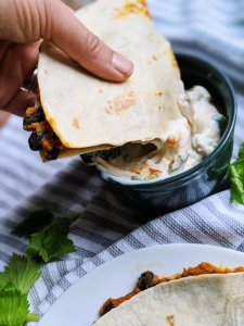 pumpkin black bean quesadilla savory pumpkin recipes what to make with pumpkin puree from a canned pumpkin