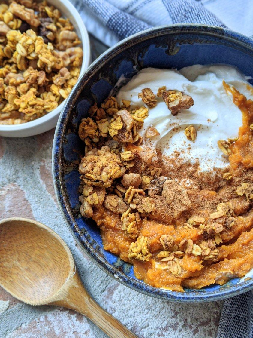 homemade granola bowls instagram recipes healthy impressive brunch ideas fall or winter breakfast recipes vegan gluten free dairy free