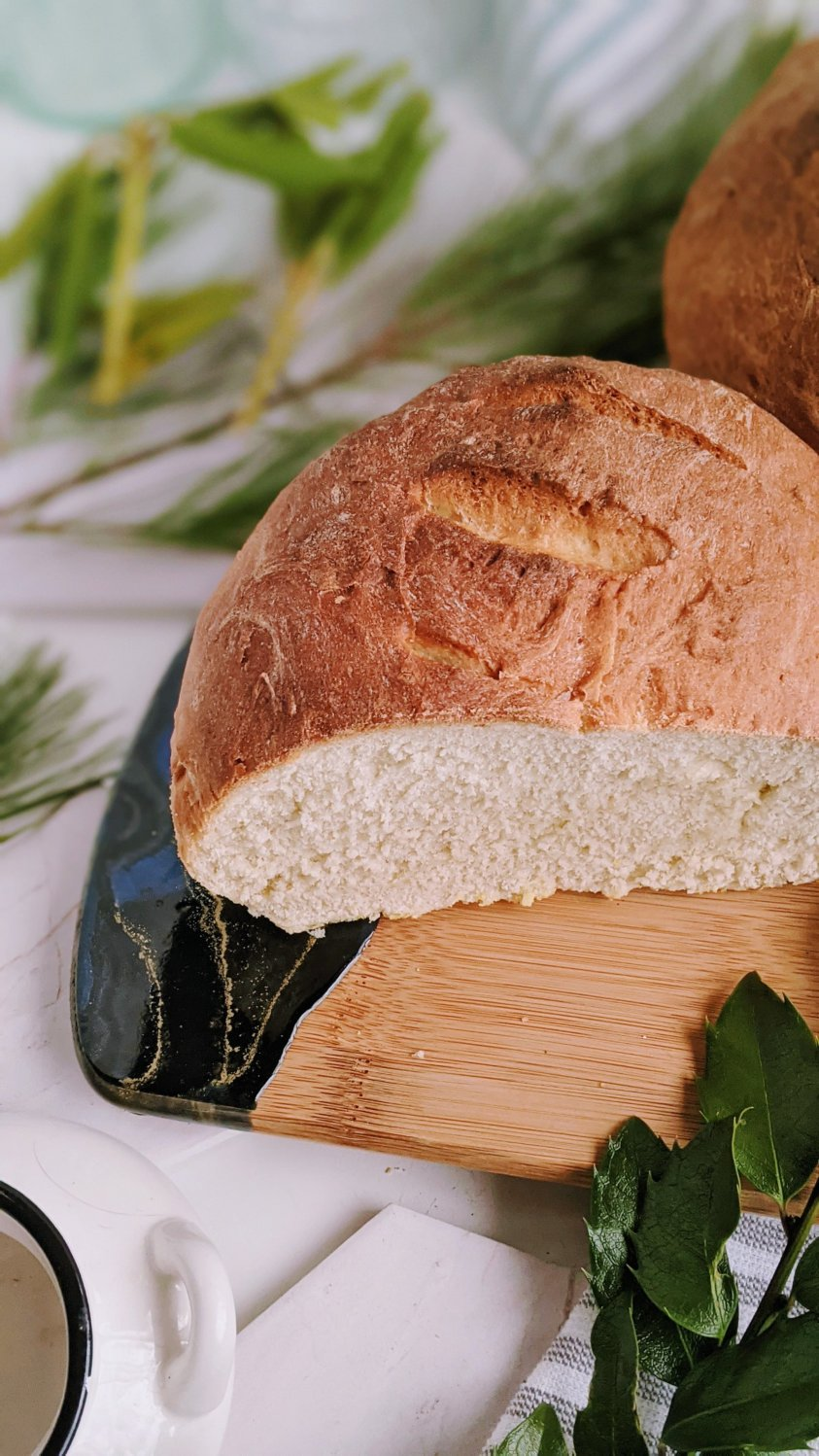 easy vegan bread for sandwiches sliced breads toast homemade brunch bread recipes to impress your guests family and friends, kids will love, basic vegan white bread recipe