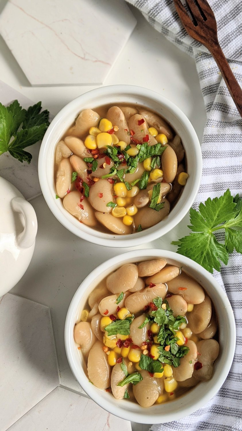 succotash in the instant pot pressure cooker lima bean recipes no soaking with corn easy 30 minute succotash healthy fresh corn recipes high protein side dishes