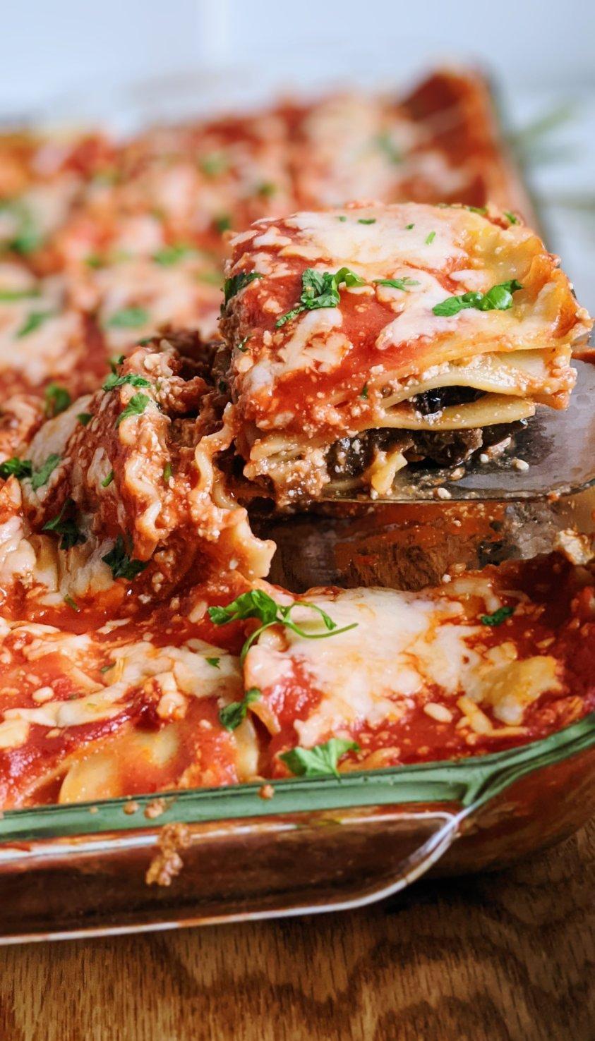 lasagna with tofu ricotta recipe homemade east high protein italian recipes vegan gluten free vegetarian meatless veganuary recipes low calorie