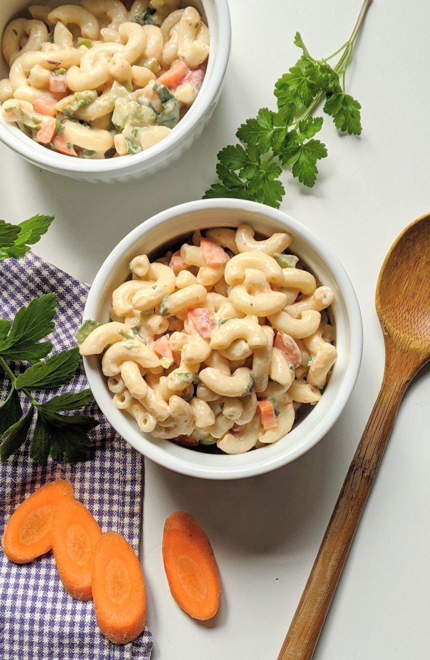 gluten free macaroni salad no mayo recipe no gluten healthy vegetarian pasta salads without gluten or meat gf pasta salads homemade dressing cooked dressing macaroni salad without gluten