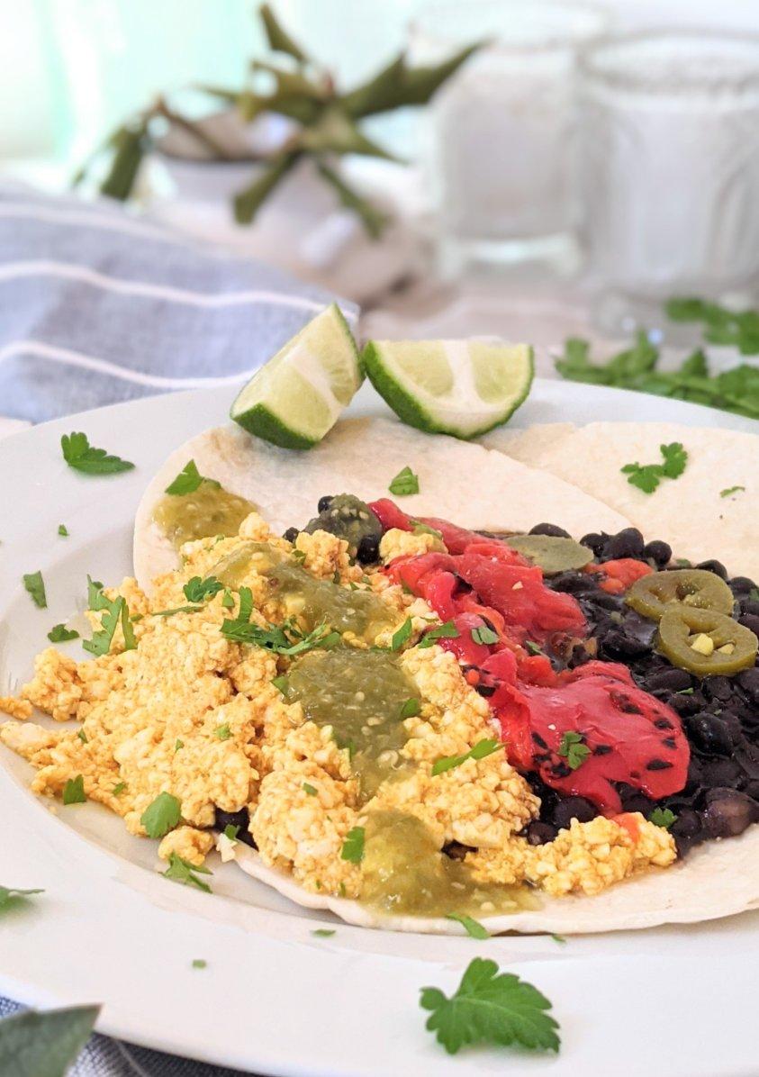 plant based huevos rancheros recipe vegan gluten free southwest eggs and beans recipe eggless huevos recipes mexican vegan brunch recipes