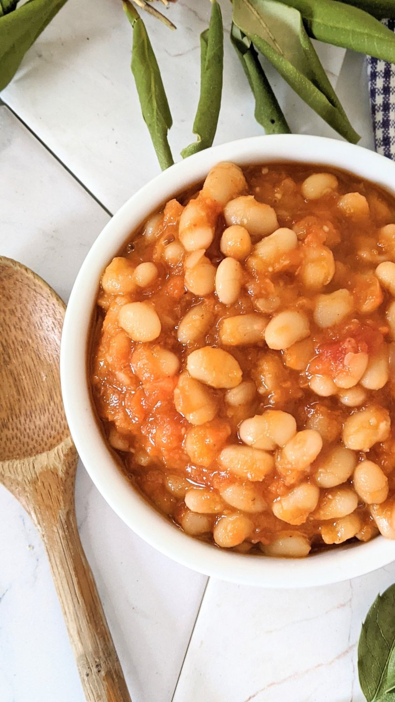 low sodium heinz beans recipe healthy plant based gluten free heinz beans vegan breakfast beans english brunch beans full english beans recipe