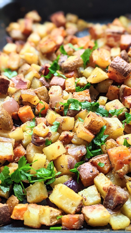 one pan home fried potatoes recipe palwo gluten free vegan brunch recipes one pan recipes for breakfast ideas paleo no meat meatless paleo breakfasts whole30