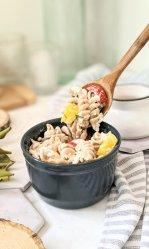 cottage cheese pasta salad recipe gluten free vegetarian cottage cheese recipes fat free side dishes for summer