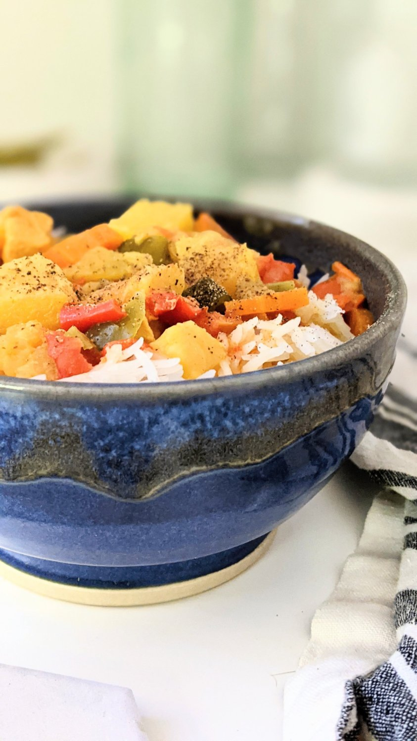 instant pot chicken coconut curry with pineapple and ginger and bell pepper recipes for dinner high protein dairy free chicken recipes no dairy gluten free healthy pressure cooker chicken pineapple curry instant pot