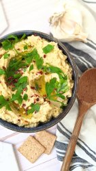garlic hummus recipe with tahini recipes no cook snacks and appetizers for summer party gluten free plant based healthy recipes without cooking vegetarian and vegan recipes in food processor or blender recipes vegan
