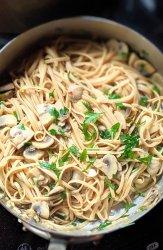 white wine mushroom sauce recipe vegan gluten free wine sauce with mushroom pasta healthy plant based mushroom pasta recipes no cream