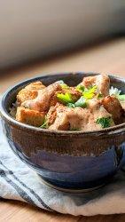 bang bang tofu air fryer recipe vegan gluten free bang bang sauce tofu crispy air fried tofu recipes with asian sauce yum yum sauce recipe for tofu plant based