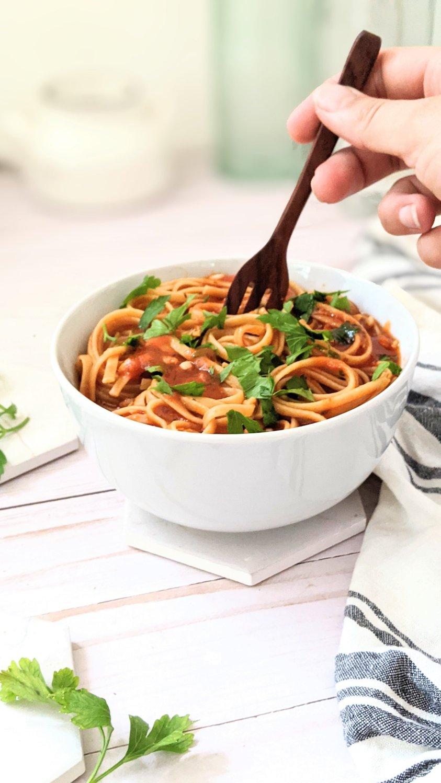 gluten free vegetarian pasta sauce with tomato paste spaghetti sauce recipe vegan whole30 tomato sauce for meatball subs or pasta noodle gravy recipe