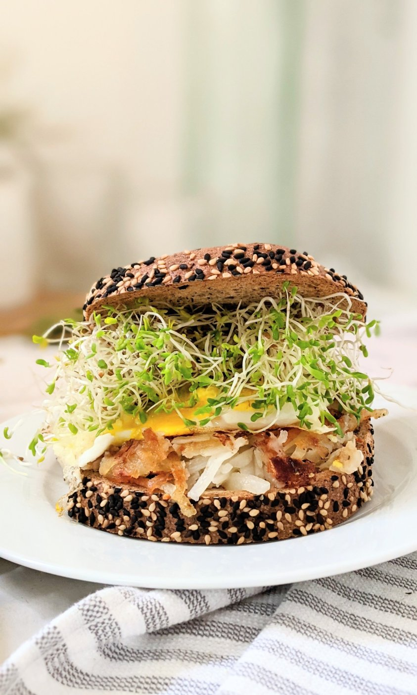 lazy weekend brunch recipes with hash browns breakfast sandwich recipes with hash browns frozen or toaster hash brown patties recipes