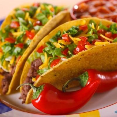 Smoky Shredded Pork Tacos