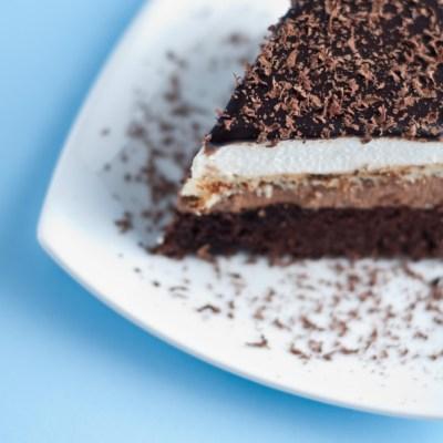Triple Chocolate Terrine for Chocolate Monday!!