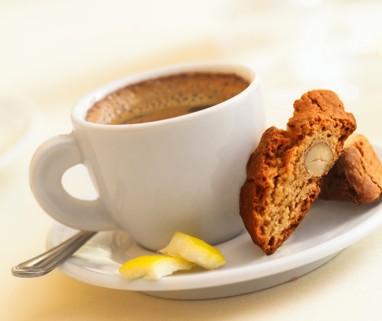 Coffee Hazelnut Biscotti For A Festive Black Friday The