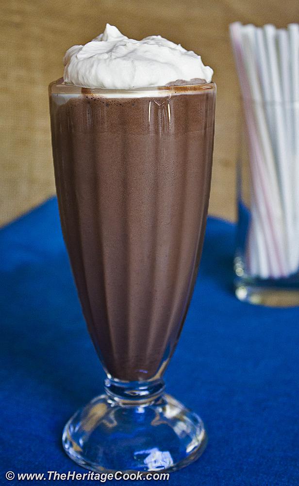Old fashioned milkshake recipes 67