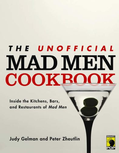 You can win The Unofficial Mad Men Cookbook in The Heritage Cook Giveaway!