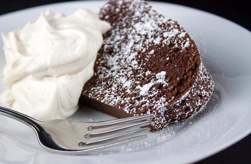 Red Wine Chocolate Cake U0026 Mascarpone Whipped Cream; 2014 Jane Bonacci, The  Heritage Cook