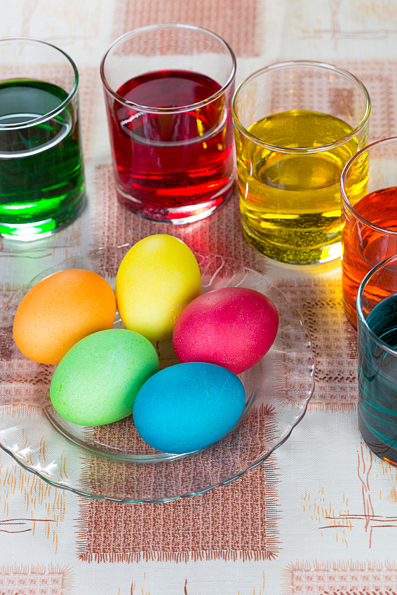 How To Make Perfect Hard Boiled Eggs And Dye Them For Easter The