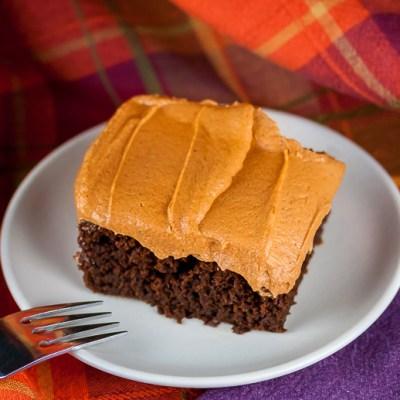 Chocolate Pumpkin Cake (Gluten-Free) Recipe – SRC