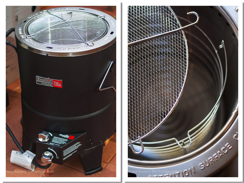 Char-Broil's Big Easy Oil Free Turkey Fryer, the best and safest way to cook turkey, beef roast, chicken, pork ribs and more