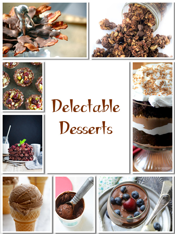 Kicking off 2016 with 130 of the best chocolate recipes around the web; 2016 Jane Bonacci, The Heritage Cook
