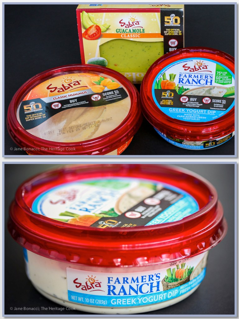 Sabra products; Grilled Shrimp with Chipotle Ranch Dipping Sauce (Gluten-Free); 2016 Jane Bonacci, The Heritage Cook