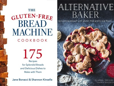 Cookbook Signing for Gluten Free Bread Machine Cookbook & Alternative Baker