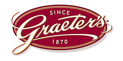 Graeter's Logo; National Ice Cream Month and Graeter's Giveaway; Jane Bonacci, The Heritage Cook