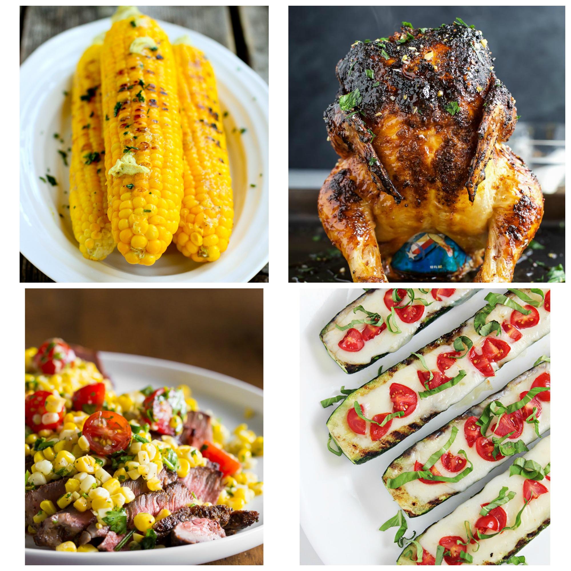 40 Top Summertime Favorites part 1; 2017 Jane Bonacci, The Heritage Cook