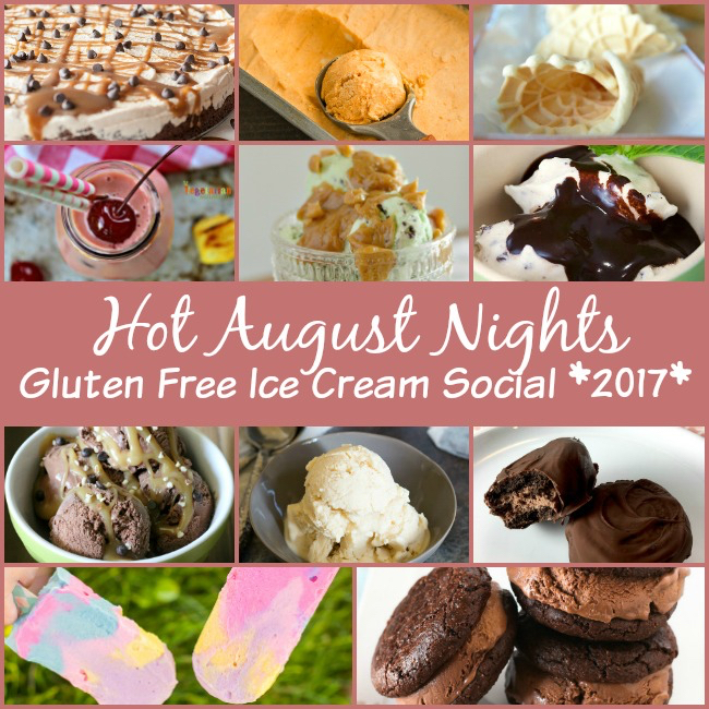 Hot August Nights Ice Cream Social Giveaway