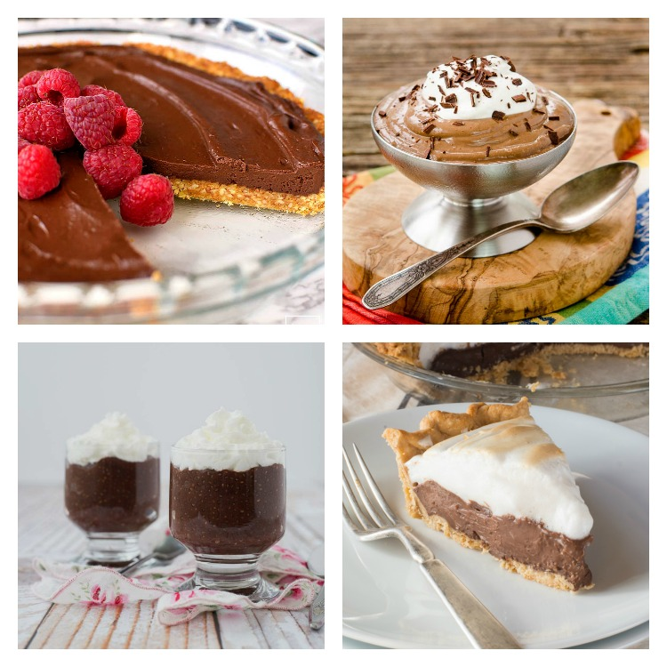 15 of the Best Thanksgiving Chocolate Desserts; Jane Bonacci, The Heritage Cook