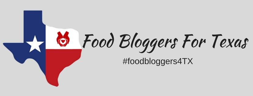 Food Bloggers 4 Texas banner