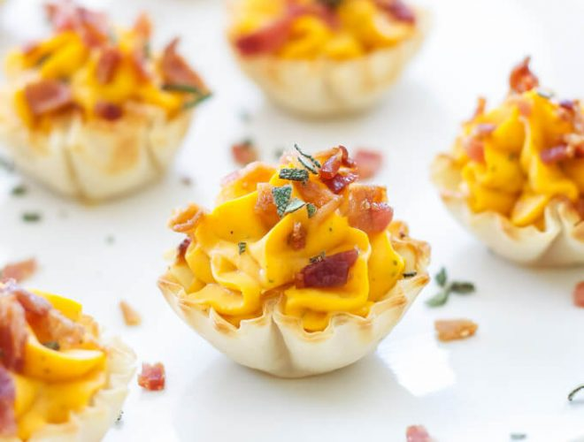 Fabulous Holiday Seafood and Vegetable Appetizers