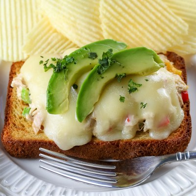California Tuna Melts (Gluten Free)