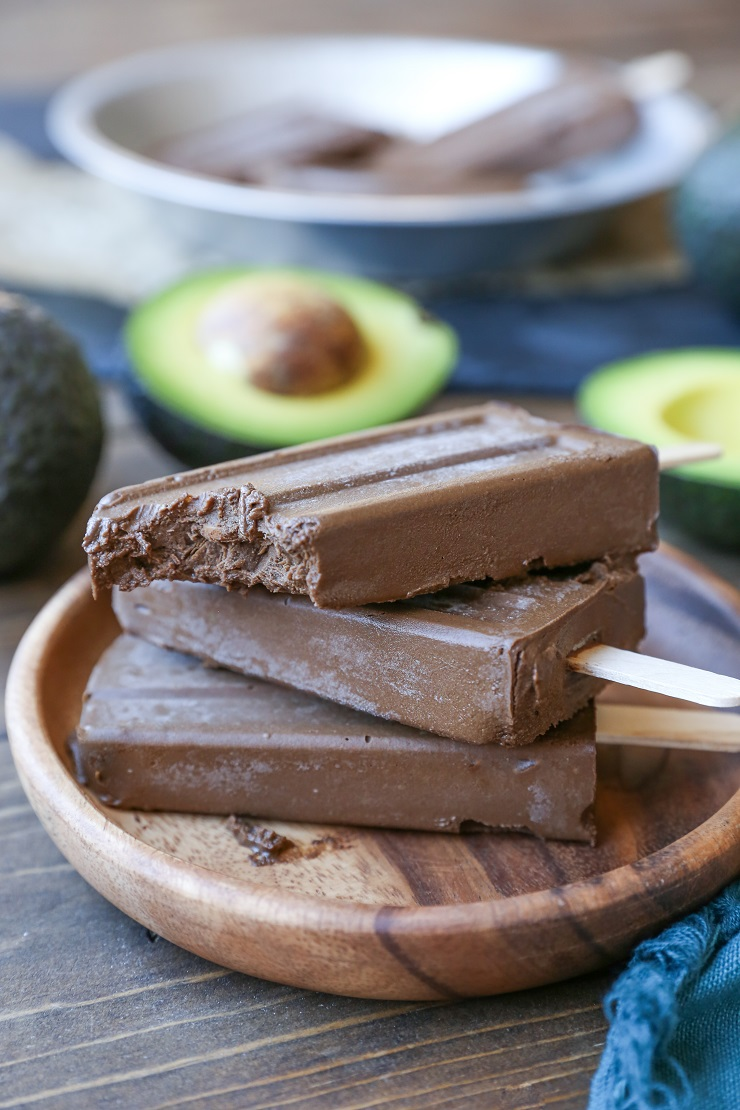 Collection of 8 Amazing Frozen Chocolate Treats for your Summer Fun; compiled by Jane Bonacci, The Heritage Cook 2018