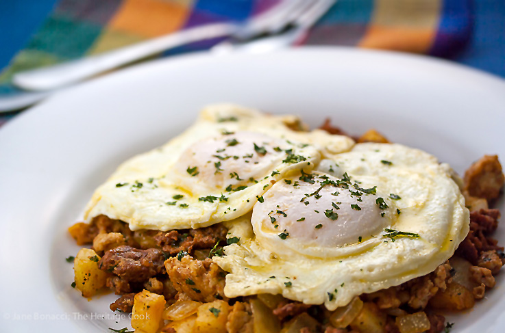Mexican Chorizo Breakfast Hash; 10 Tips to Help You Live Gluten Free