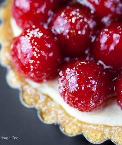 Individual Raspberry Mascarpone Tarts; 10 Tips to Help You Live Gluten Free