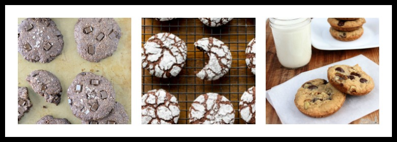 A Dozen of the Best Chocolate Cookie Recipes collection; assembled by Jane Bonacci, The Heritage Cook