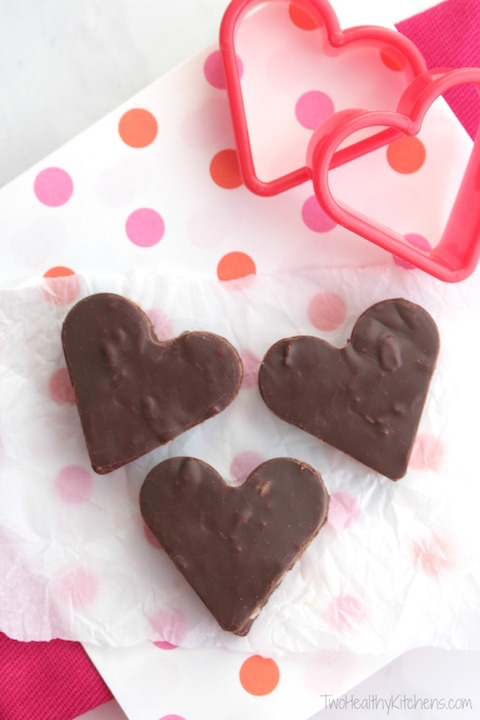 Chocolate Fudge with Coconut (no Butter); Top 7 Chocolate Fudge Recipes for Valentine's Day compiled by Jane Bonacci, The Heritage Cook 2019