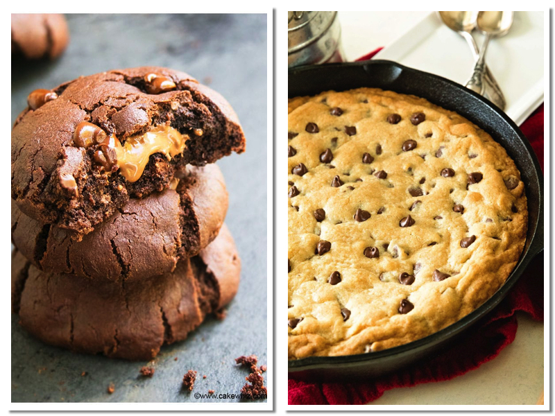 Ten Delightful Chocolate Cookies for any Occasion; compiled by Jane Bonacci, The Heritage Cook
