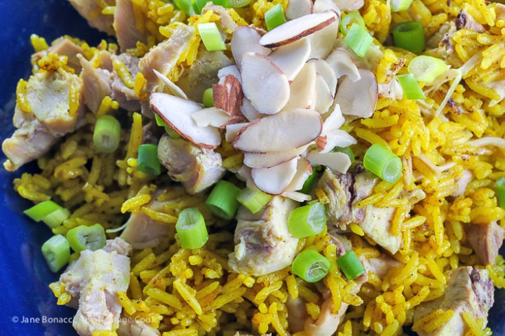 Easy Chicken and Rice Pilaf (Gluten Free)