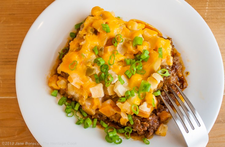 Cheesy Potato Taco Casserole (Gluten-Free)