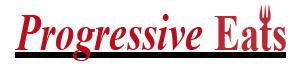 Logo for Progressive Eats